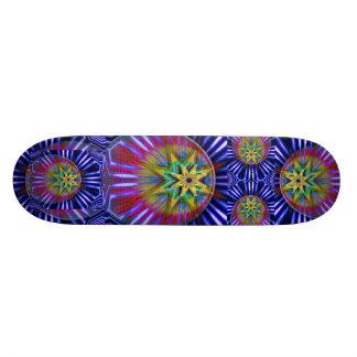 Starburst Creation Board Custom Skateboard