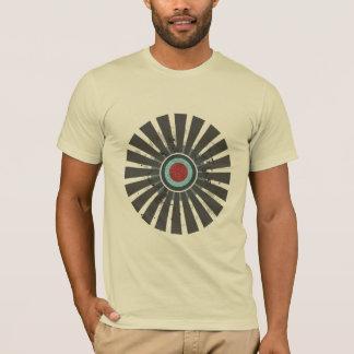 Starburst dark radial T-Shirt