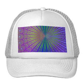 Starburst Fractal Mesh Hats