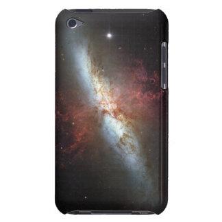 Starburst galaxy, Messier 82 iPod Touch Case