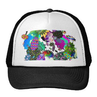 Starburst Mesh Hat