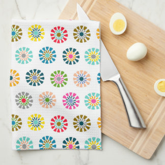 starburst kitchen towel