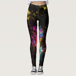 Starburst leggings