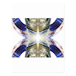 Starburst Light - CricketDiane Urban Decor Postcard