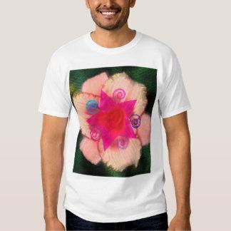 Starburst lily tee shirt