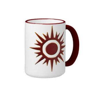 Starburst Ringer Mug