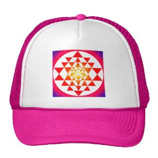 Starburst Sri Yantra Hat
