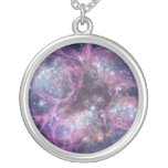 Starburst Stellar Fireworks Finale Outer Space Necklaces