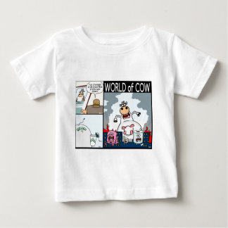Starbutts, Cowzilla and Burger Passport Baby T-Shirt