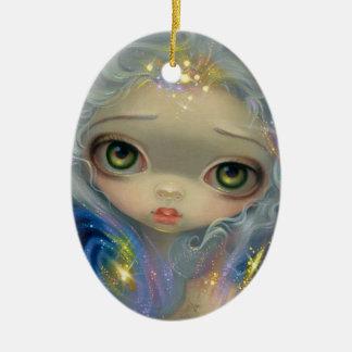 """Stardust Angel"" Ornament"
