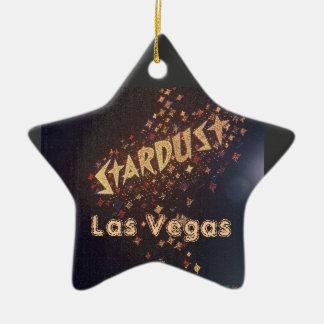 Stardust Hotel Las Vegas Retro Christmas Ornament
