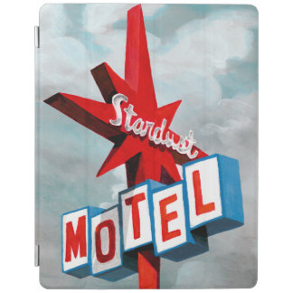 Stardust Motel Sign iPad Cover