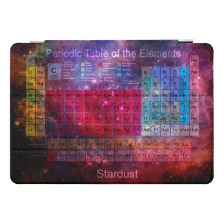 Stardust Periodic Table iPad Pro Cover