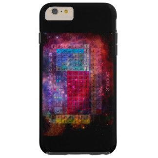 Stardust Periodic Table Tough iPhone 6 Plus Case