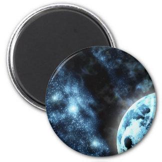 Starfield 6 Cm Round Magnet