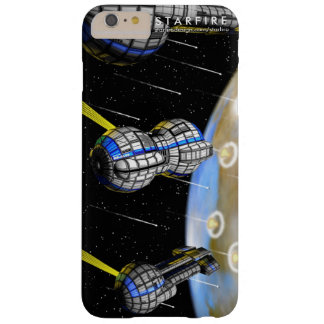 STARFIRE Planetary Bombardment! Barely There iPhone 6 Plus Case