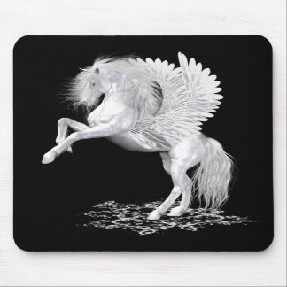 Starfire .. the winged horse mouse pads