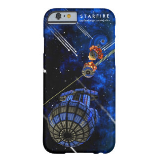 STARFIRE Warp Point Assault! Barely There iPhone 6 Case
