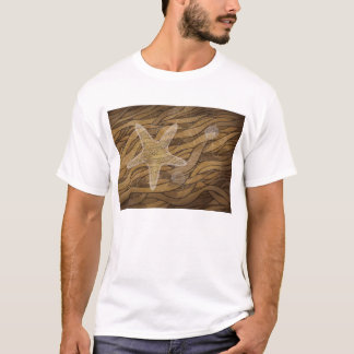 Starfish and seaweed T-Shirt