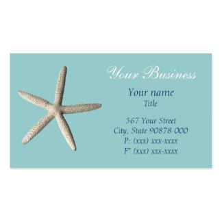 Starfish beach Business Card