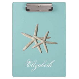 Starfish Beach Clipboard