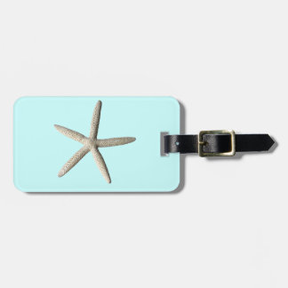 Starfish Beach Luggage Tag
