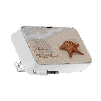 Starfish Beach Notebook Speakers