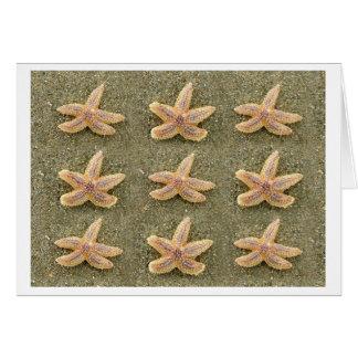Starfish Design Card