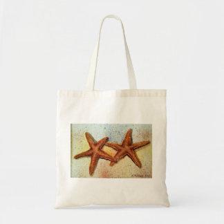 starfish grocery bag