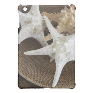 Starfish in a basket iPad mini cover