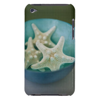 Starfish in bowl iPod touch cases