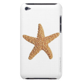 Starfish isolated on white iPod touch Case-Mate case