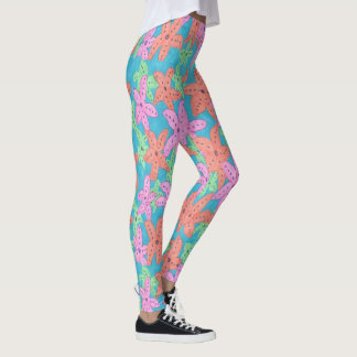 Starfish Leggings