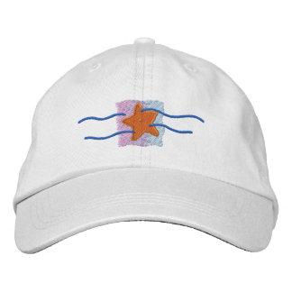 Starfish Logo Embroidered Hats