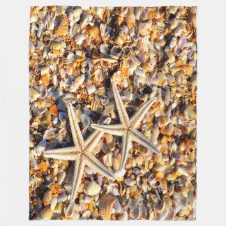 Starfish Lover Fleece Blanket