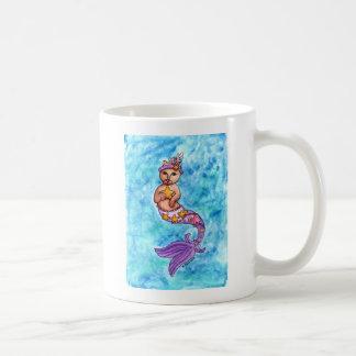 Starfish MerCat Coffee Mug