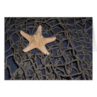 Starfish Notecard Note Card
