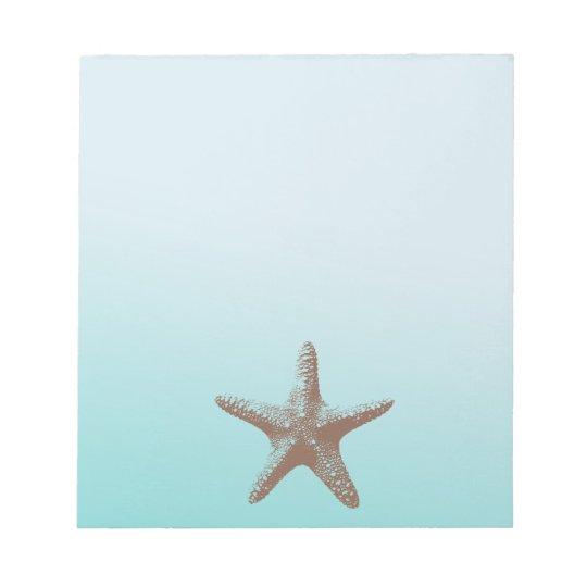 Starfish Notepad