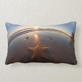 Starfish on Beach Pillows