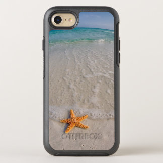 Starfish on Beach OtterBox Symmetry iPhone 8/7 Case
