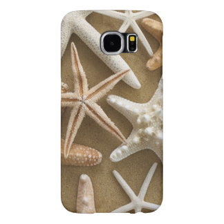 Starfish On The Sand Samsung Galaxy S6 Cases