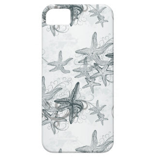 Starfish On The Sea Pattern Case For The iPhone 5