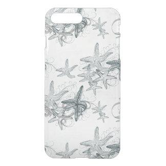 Starfish On The Sea Pattern iPhone 8 Plus/7 Plus Case
