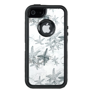 Starfish On The Sea Pattern OtterBox iPhone 5/5s/SE Case
