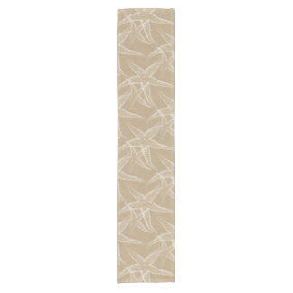 Starfish Sand Beach Table Runner