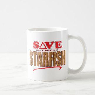 Starfish Save Coffee Mug