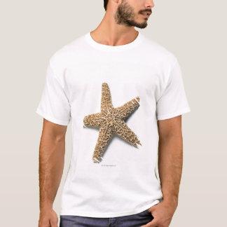 Starfish shell on white background T-Shirt