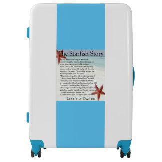 Starfish story luggage