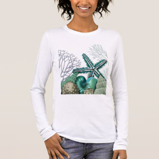 Starfish Under the Sea Long Sleeve T-Shirt
