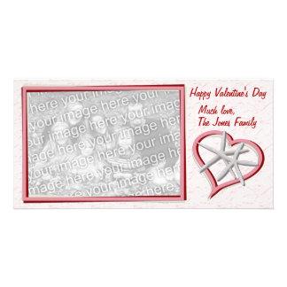 Starfish Valentine s Day Photo Card